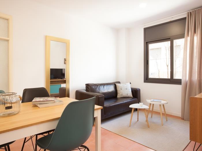 Alquiler de apartamentos en barcelona apartamento europa - Alquiler de apartamentos por dias en barcelona ...